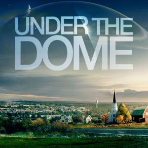 Under the Dome S1E05: Blue on Blue