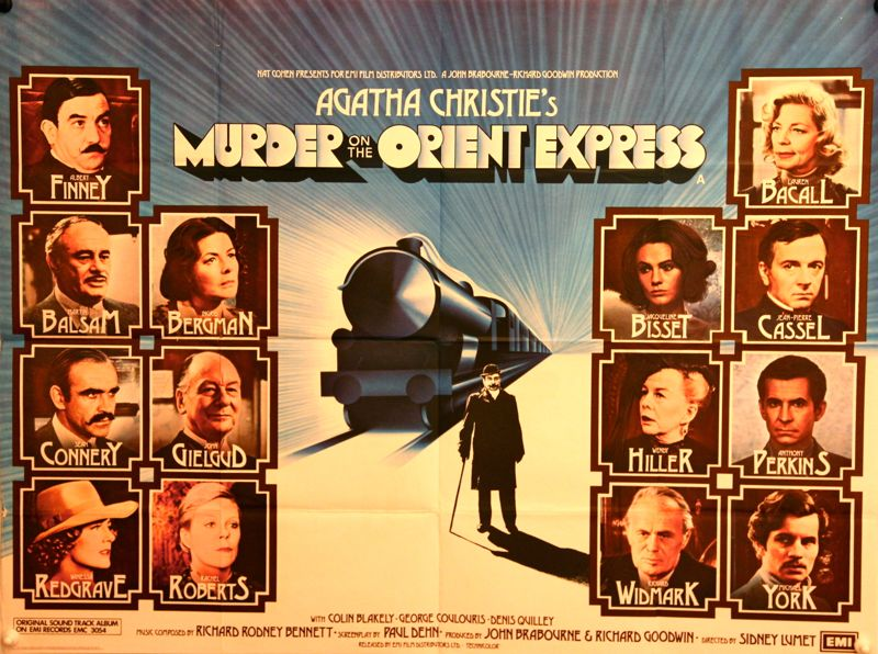 JUNE 2014: MURDER ON THE ORIENT EXPRESS (1974), LOUIE SEASON 4, PLAYING HOUSE SEASON 1, MAKING MOVIES, RECTIFY SEASON 2, INTO THE WOODS ORIGINAL BROADWAY CAST RECORDING, FARGO SEASON 1 FINALE, GAME OF THRONES SEASON 4 FINALE, GODZILLA (2014), IDA, EDGE OF TOMORROW, UNDER THE SKIN, MAD MEN SEASON 7 FINALE, HANNIBAL SEASON 2 FINALE