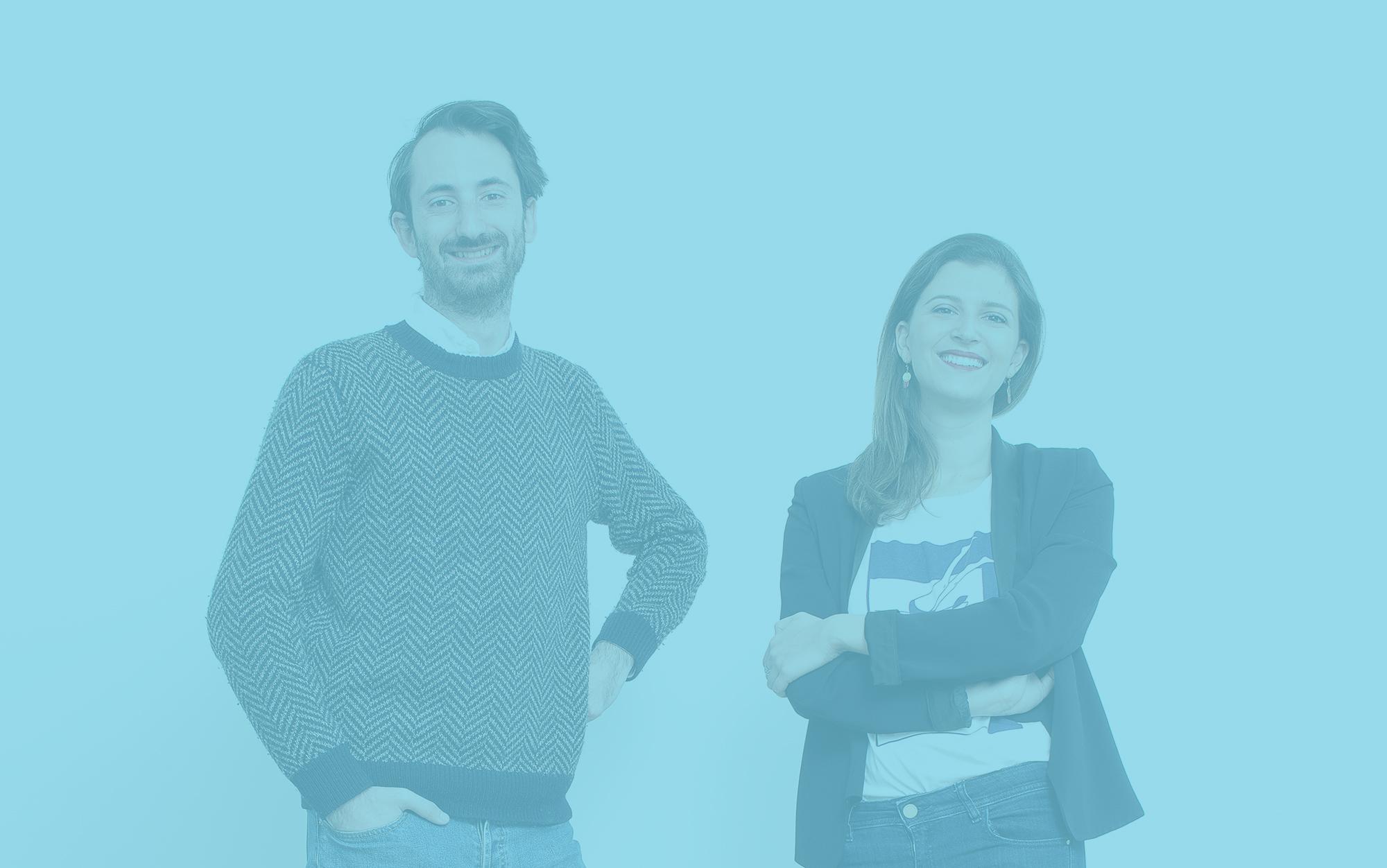Quentin Vacher & Julia Bijaoui