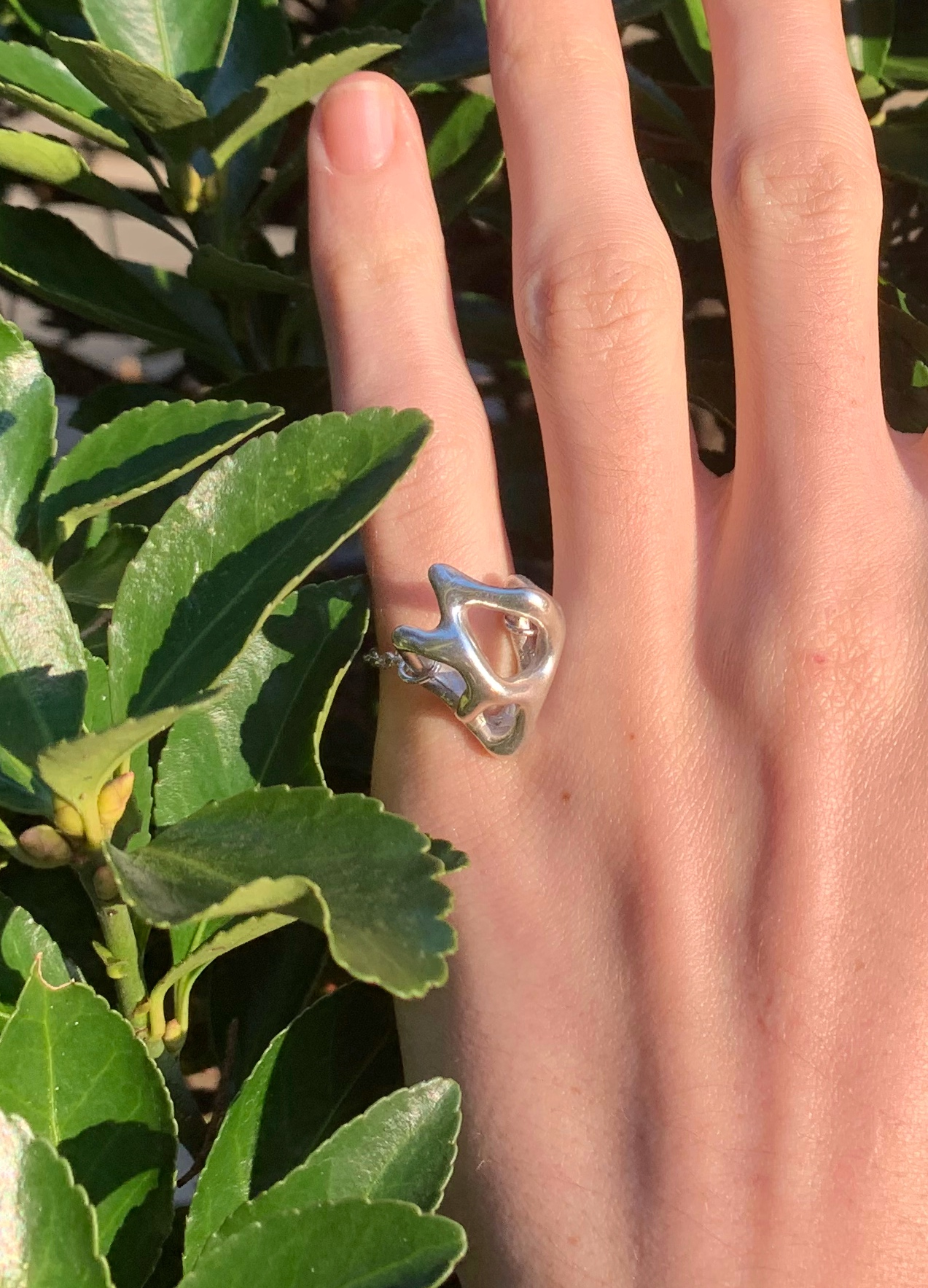 Wyna Cell Shape Ring Worn.jpg