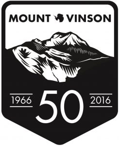 The 2016 Antarctic season marks 50 years since the first ascent of the continent's four highest peaks by the American Antarctic Mountaineering Expedition (AAME). Mount Vinson, Antarctica's highest peak at 4892m - 16,050 ft, was first summited on December 18, 1966 by AAME expedition members, Pete Schoening, Bill Long, John Evans, and Barry Corbet.