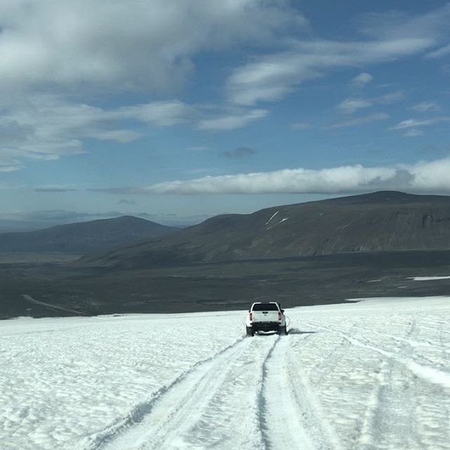 I was recently in Iceland attending a symposium on the use of ground penetrating radar to assist in identifying crevassed areas in glaciated terrain, hosted by @arctictrucks  It was a great opportunity to share current practices with a wide range of users from the polar community... . . . @antarcticlogistics