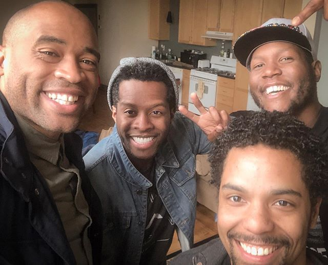 After traveling 15k miles on our 40+ concert tour, we're finally home! Grateful for the memories and for all the love. 🙏🏾 Our lives will never be the same. #sonsofserendip #tourlife #musically #musicanslife #love #brotherhood #joy #musicianlife