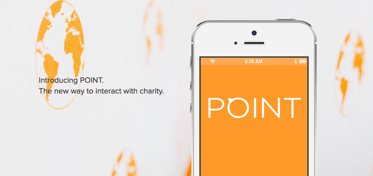Until the app launches, check out PointApp.org