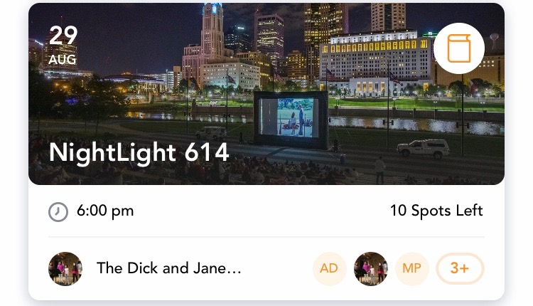 - NightLight 614 with the Dick & Jane ProjectThursday, August 29