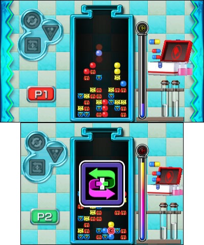 Nine out of 10 doctors agree … Dr. Mario: Miracle Cure won't cure any real-life illnesses. But it is a really fun new puzzle game. (Photo: Business Wire)