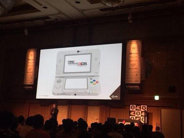 Unity engine coming to Nintendo New 3ds