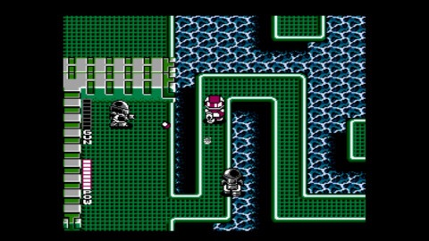 In Blaster Master, main character Jason goes after his rogue pet frog, Fred, and both fall into a world of monsters. (Photo: Business Wire)