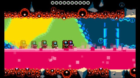 Xeodrifter is the story of an interstellar drifter traveling the stars on a simple mission of exploration. (Photo: Business Wire)