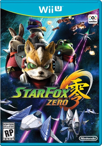 Star Fox Zero launches  Nov. 20  at a suggested retail price of $59.99. (Photo: Business Wire)