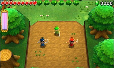 Get the free demo for The Legend of Zelda: Tri Force Heroes (Photo: Business Wire)