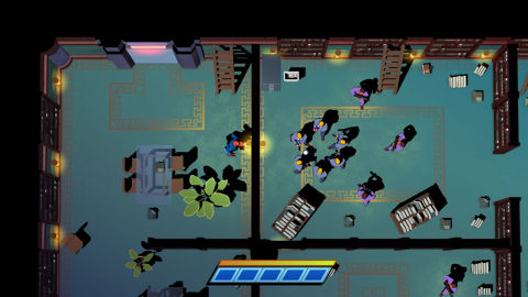 The Mr. Shifty game follows a teleportation-fueled heist to break into the world's most secure facility – players will use distraction and trickery, and explore what's possible when stealth and action become one. (Photo: Business Wire)