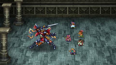The Romancing SaGa 2 game is available  on Dec. 15.  (Photo: Business Wire)