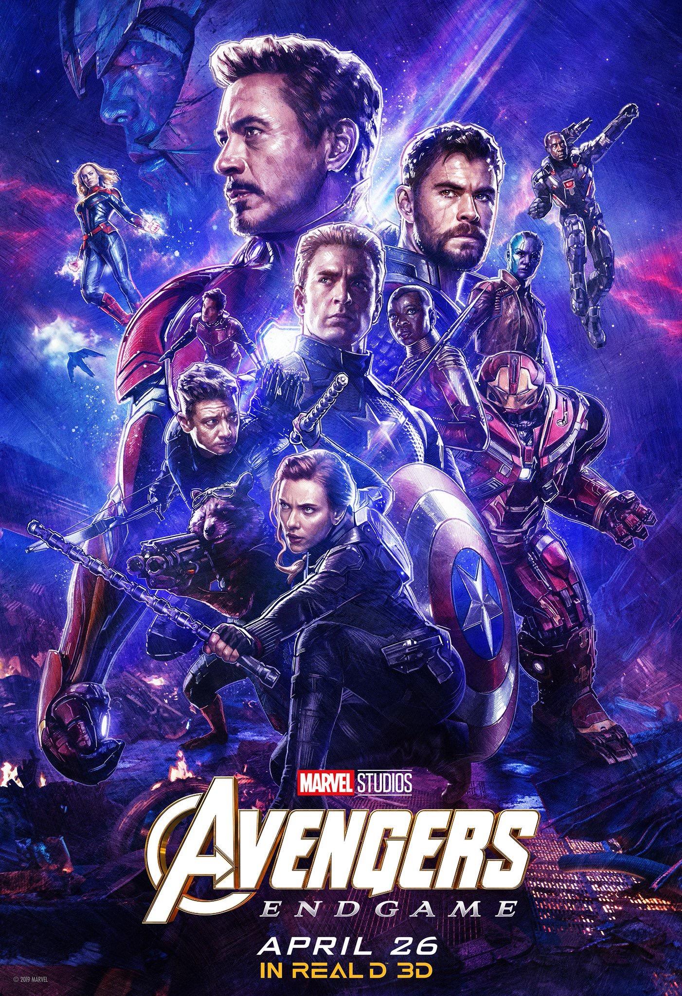 Avengers Endgame Spoiler Free 3D Movie Review.JPG