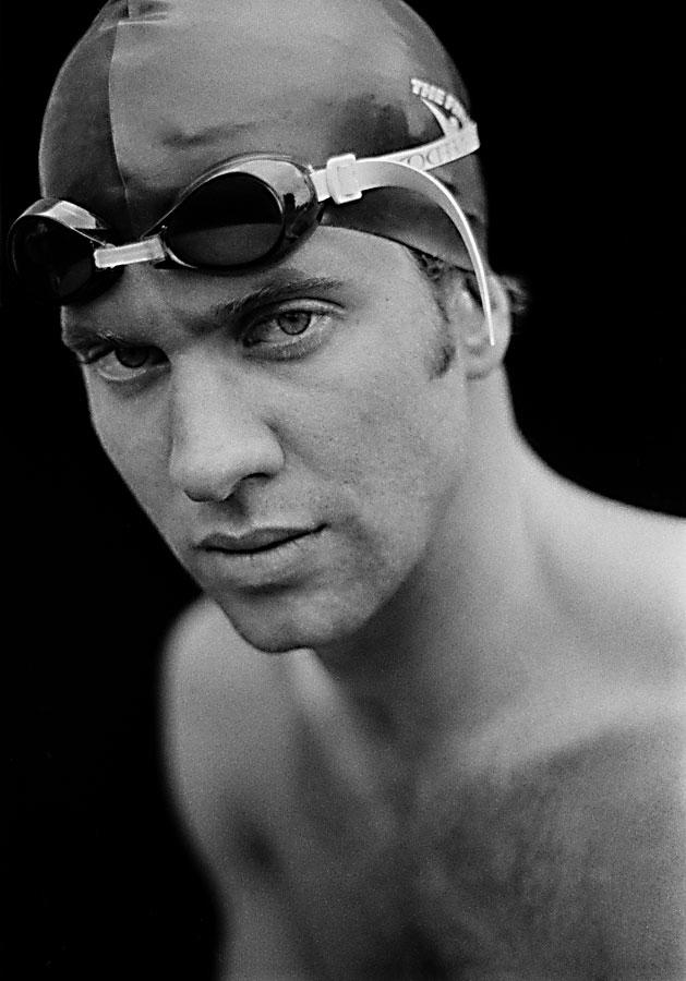 Mel Stewart, American olympic swimmer