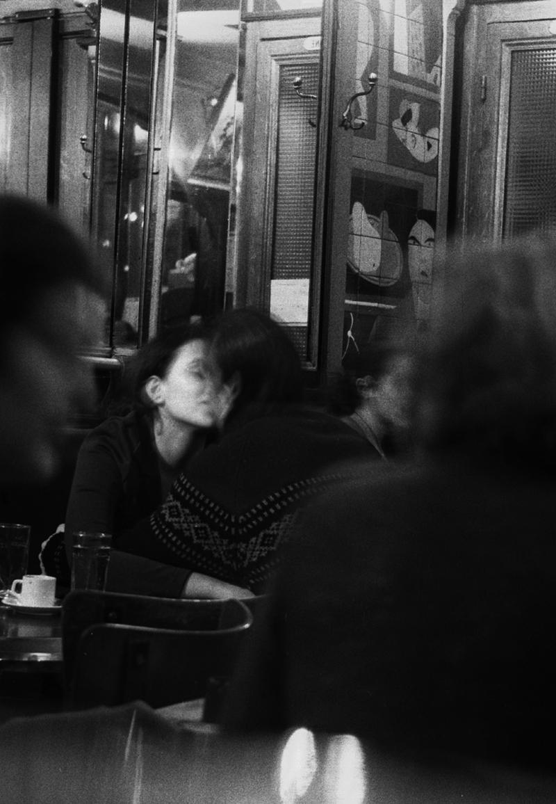 Paris - Café de La Palette
