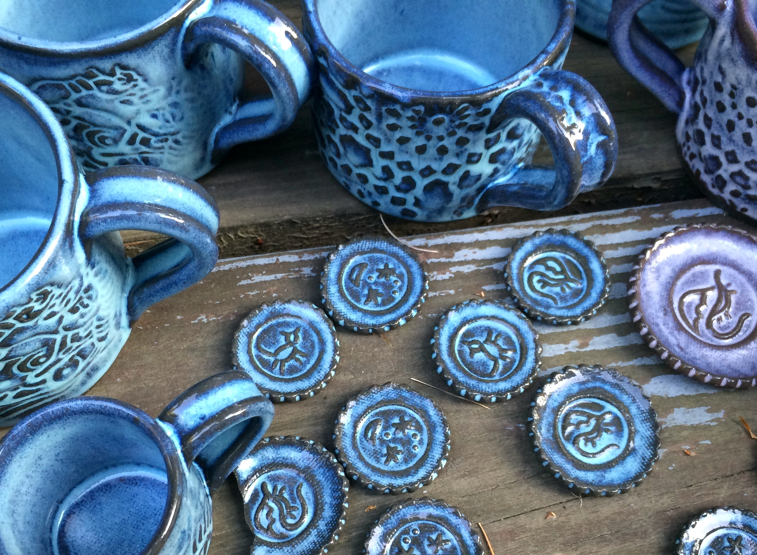 blue charms