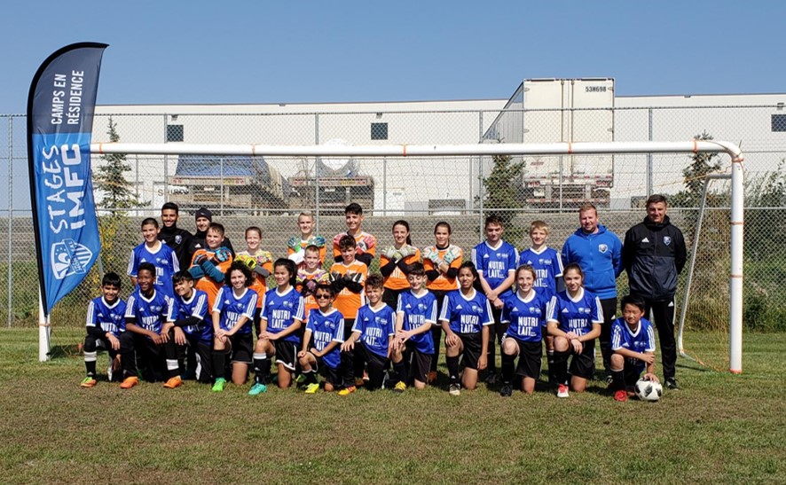 GOALKING / MLS Montreal Impact Weekend Camp in Edmonton 2018