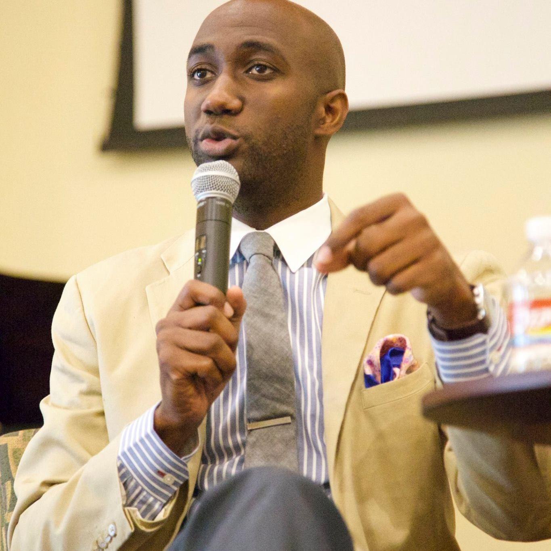 EDWIN ROBSINSON // YA Pastor at Concord Church