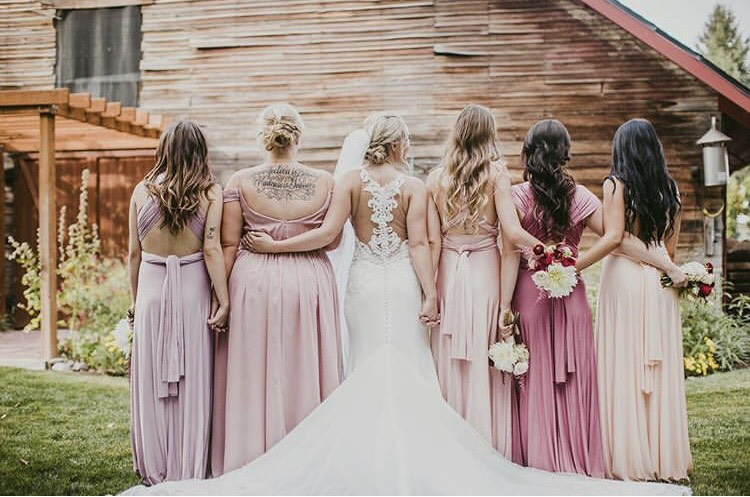 Real Bride: Jacke Schuler