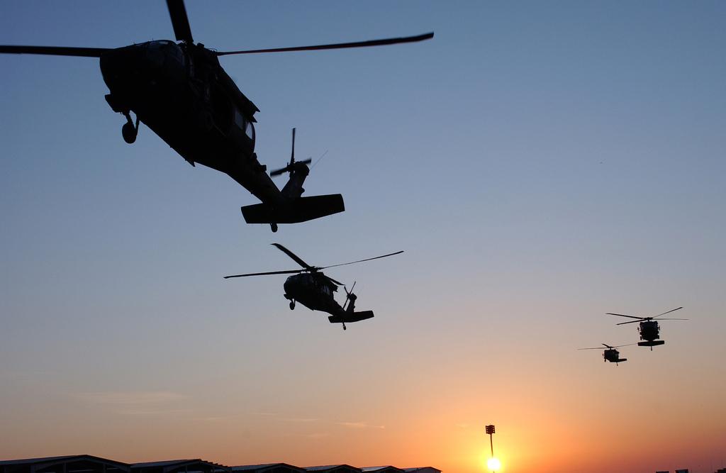 Photo credit:  U.S. Army  via Flickr