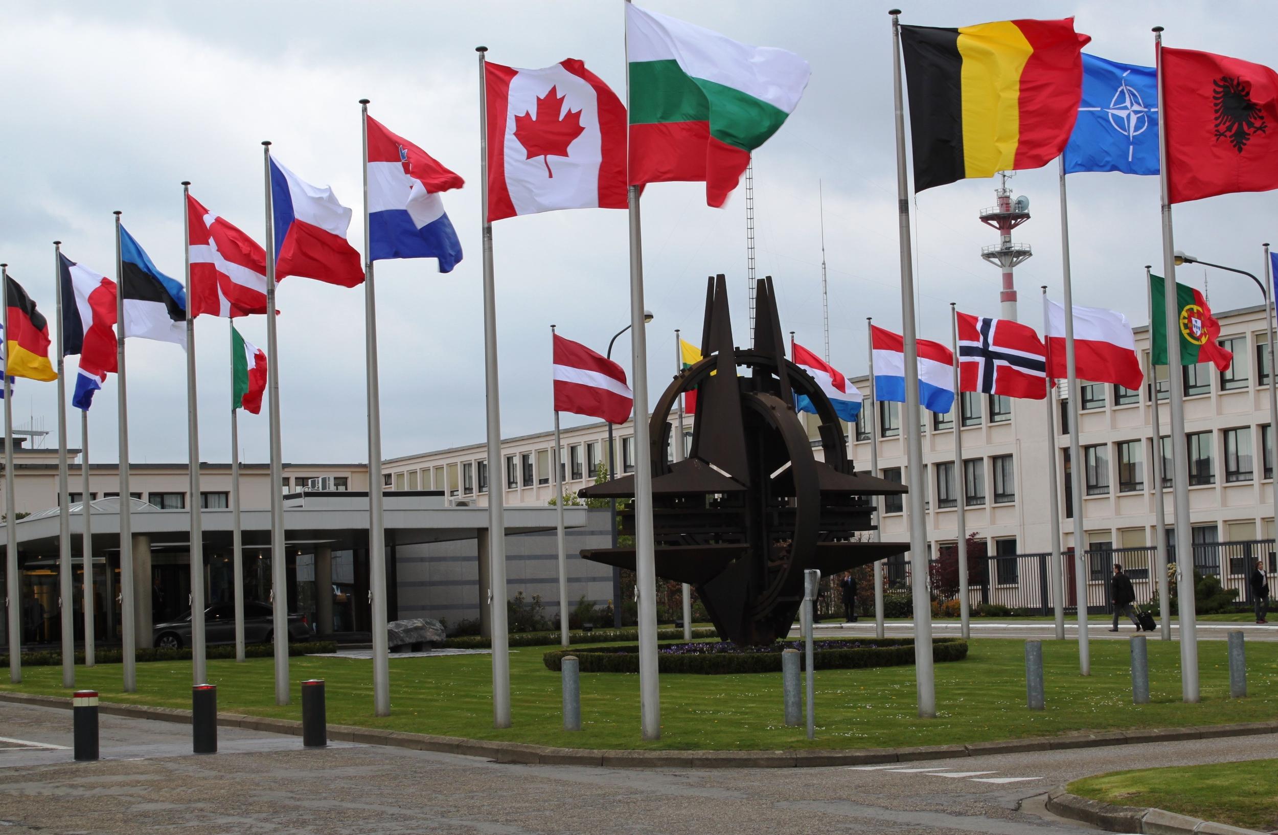 NATO HQ, Photo Credit: Utenriksdepartementet UD  via Flickr