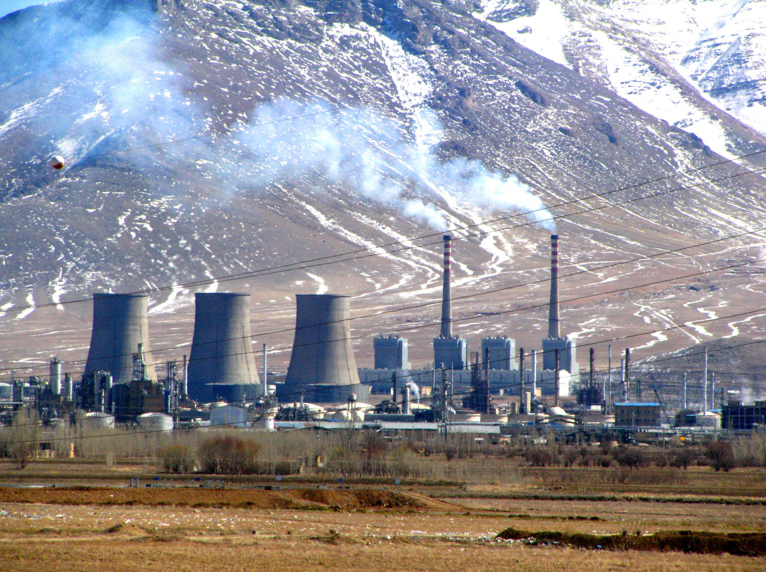 Image source: wikipedia/Energy_in_Iran