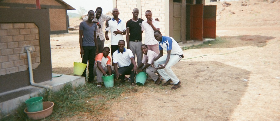 A Youth Mind's students in South Sudan.