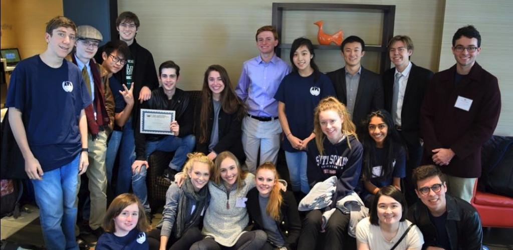 Westlake High School Model UN Team