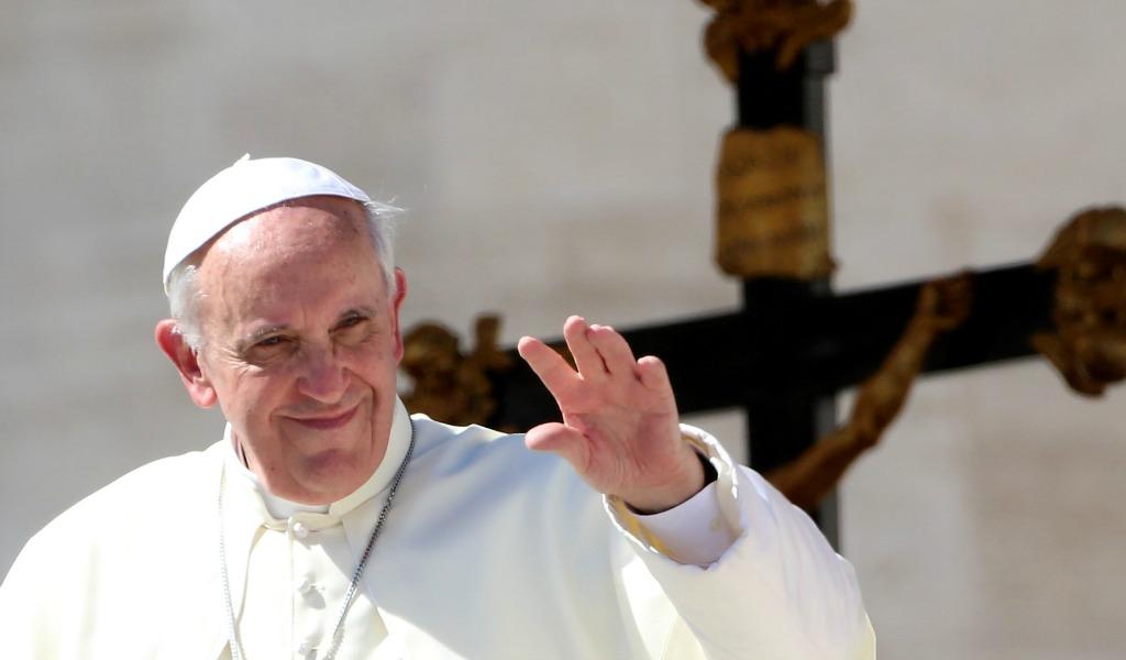 Pope Francis. flickr/136682034@N03