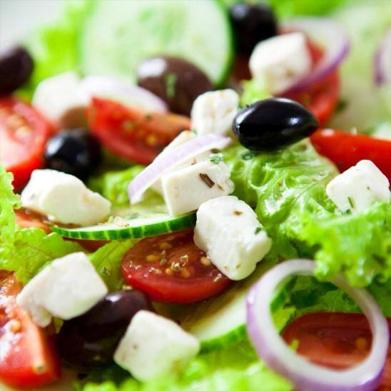 Our Big Greek Salad