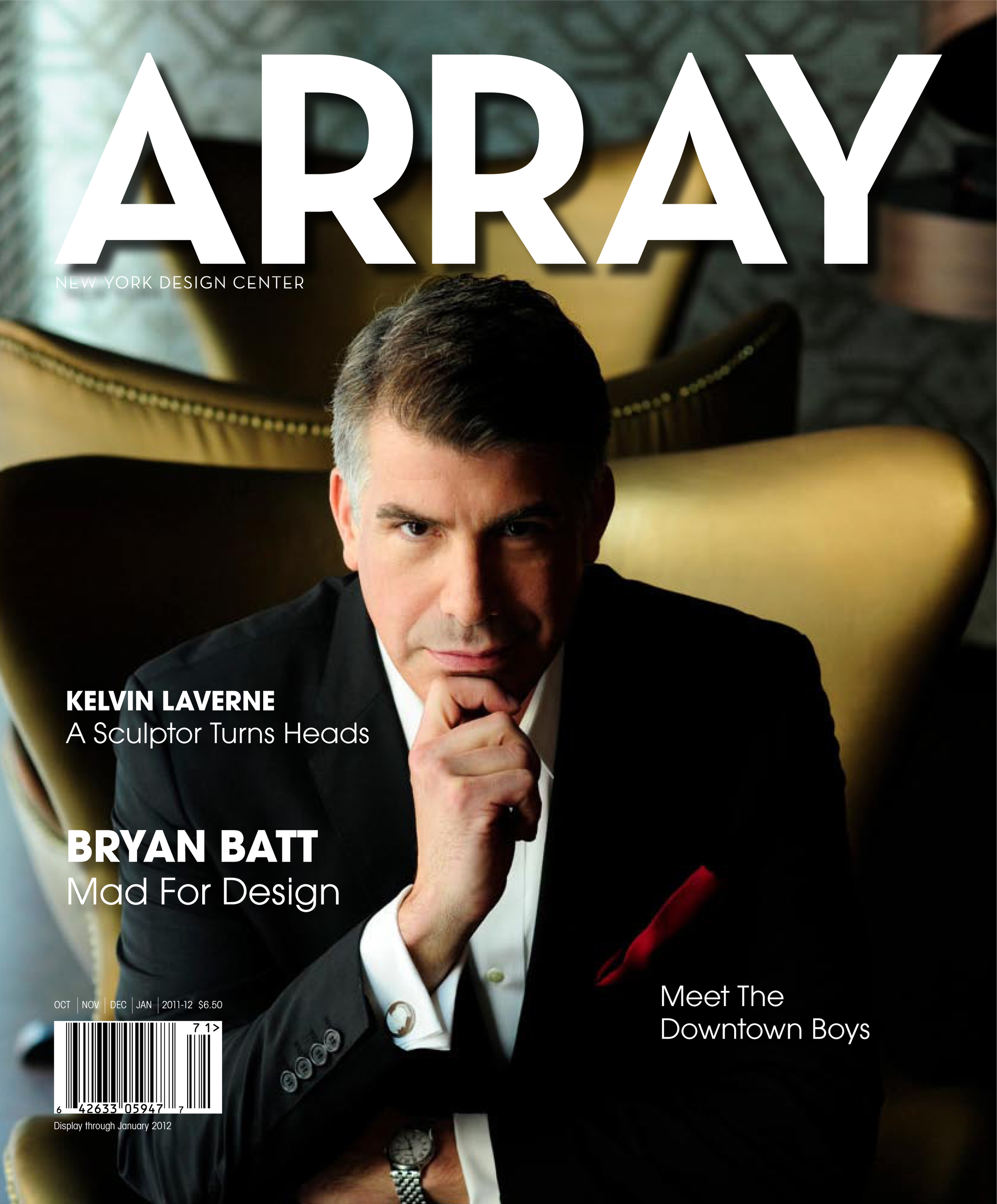 Array January 2012