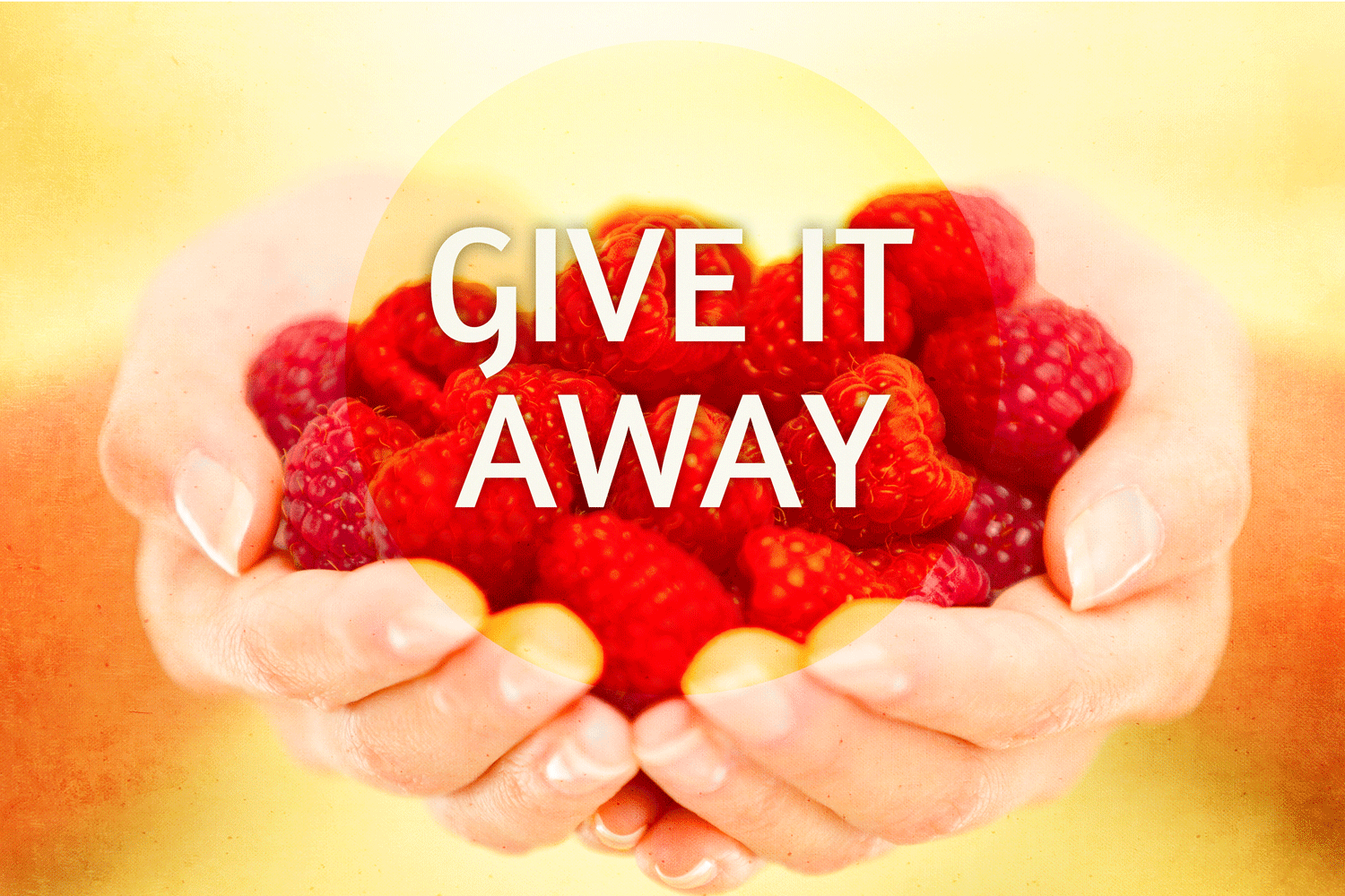Give It Away Series