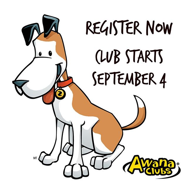 Awana registration is open! Register online or in person Sunday, August 18 and 25th after second service. Awana is a group packed with fun and learning, ages 3 to 8th grade. https://www.portagechapel.com/awana