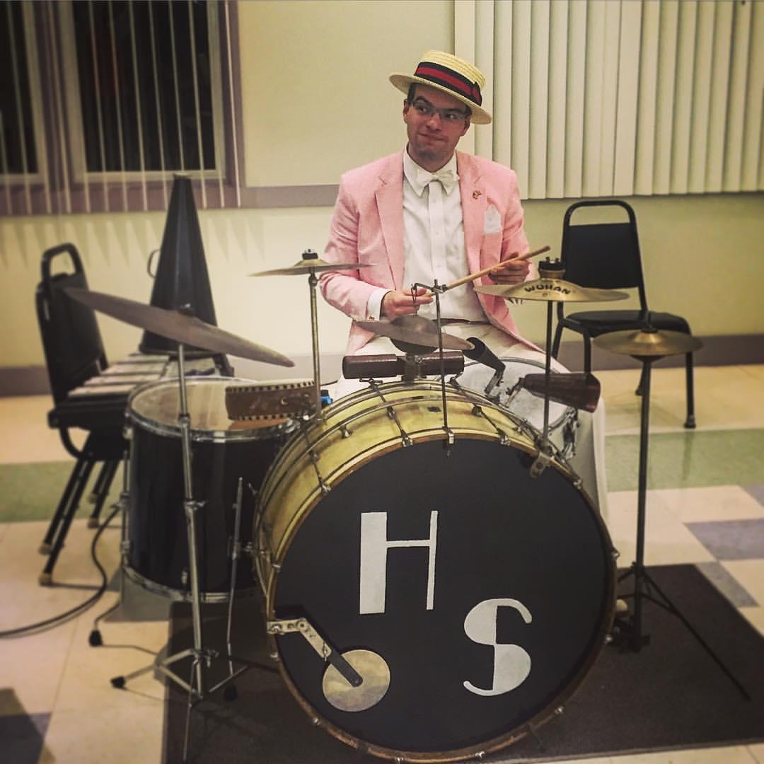 Dan Gabel and Leedy drums.jpg