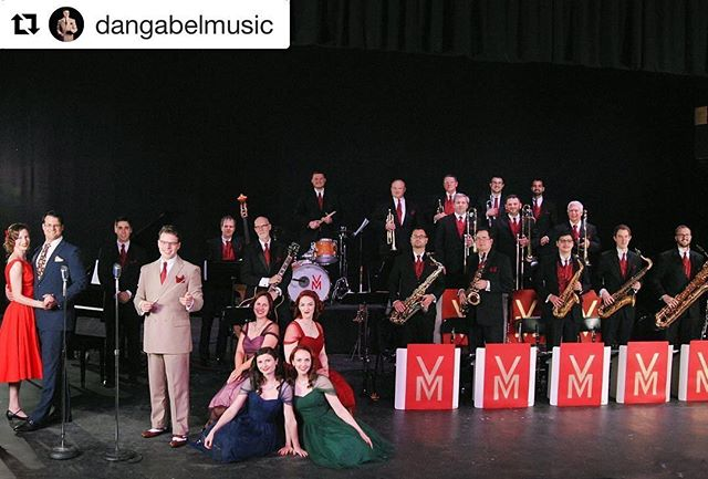 TODAY! 4pm - the full 24-piece Vaughn Monroe Show heads to Worcester MA! Tickets available at the door!  #vaughnmonroe #VMTour #bigband #swing #dance #moonmaids #vintage #western #worcester #show #concert