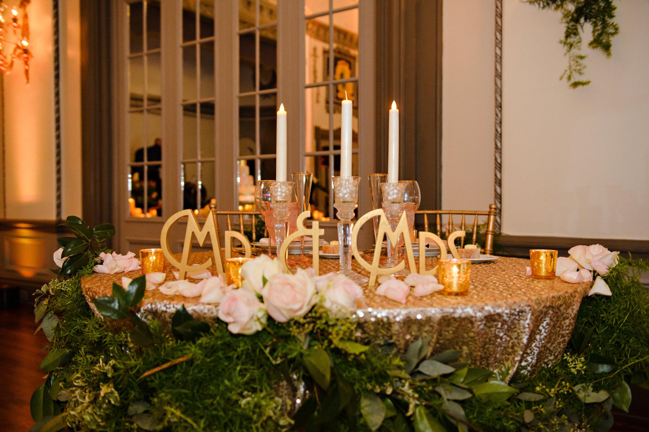 Art Deco Wedding at Tudor Arms