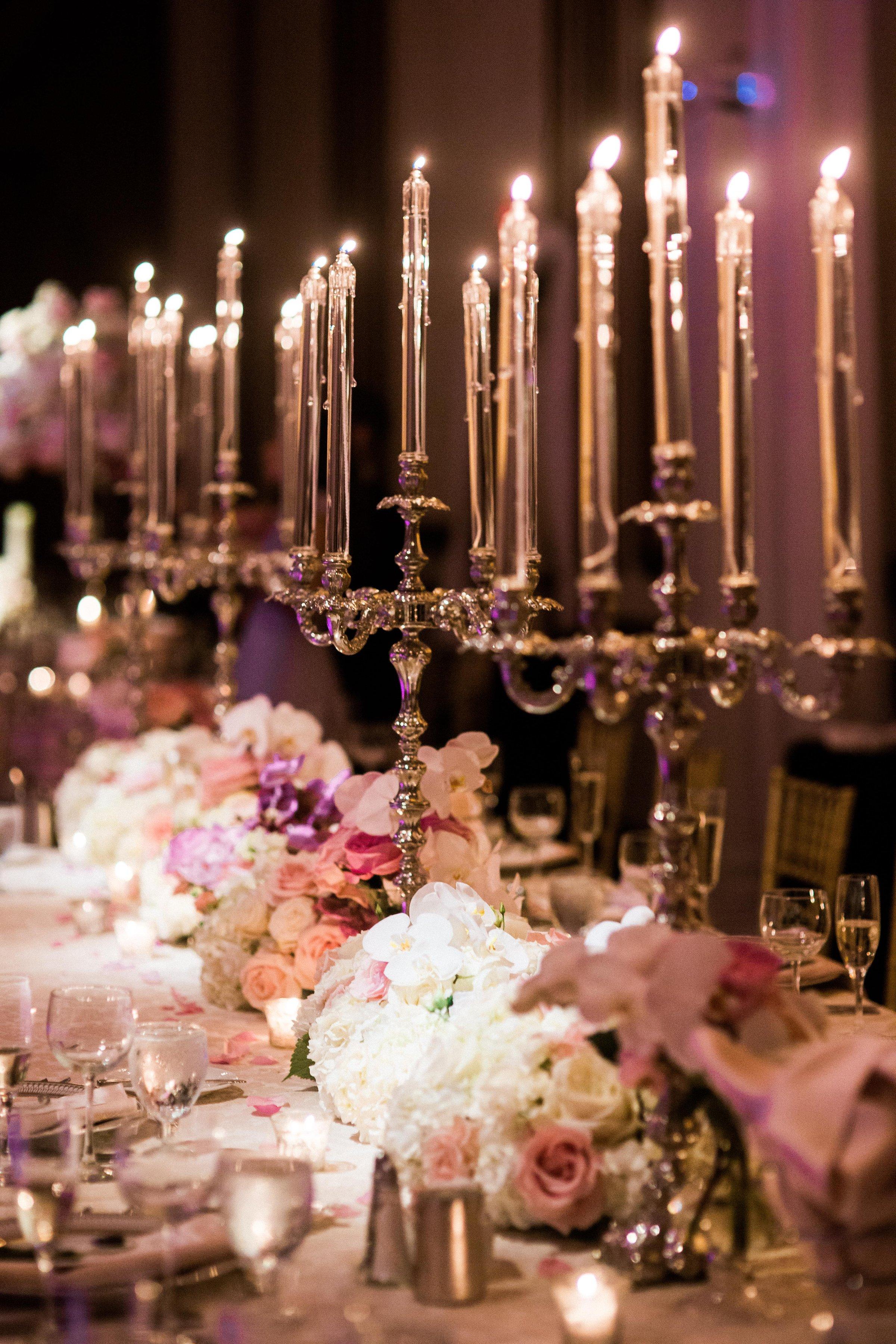 Lavender & Blush at the Renaissance