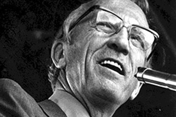 Tommy Douglas, father of Canada's Medicare/universal health care