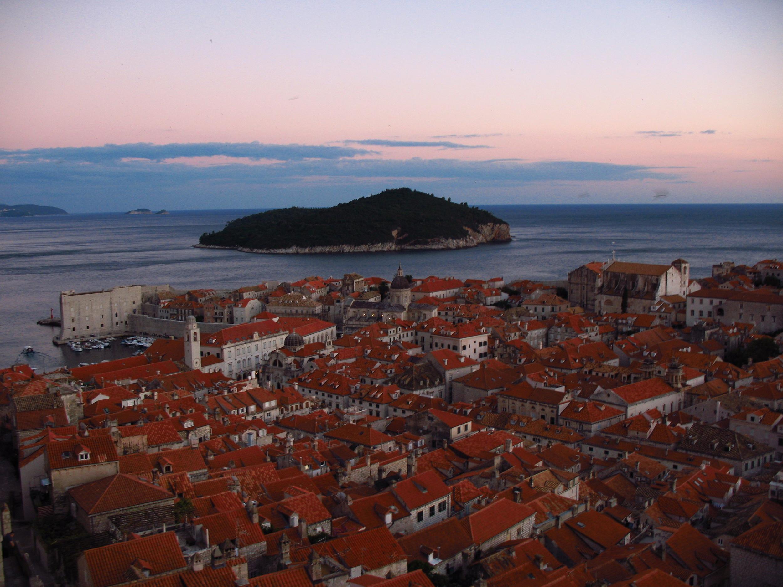 Dubrovnik Sunset