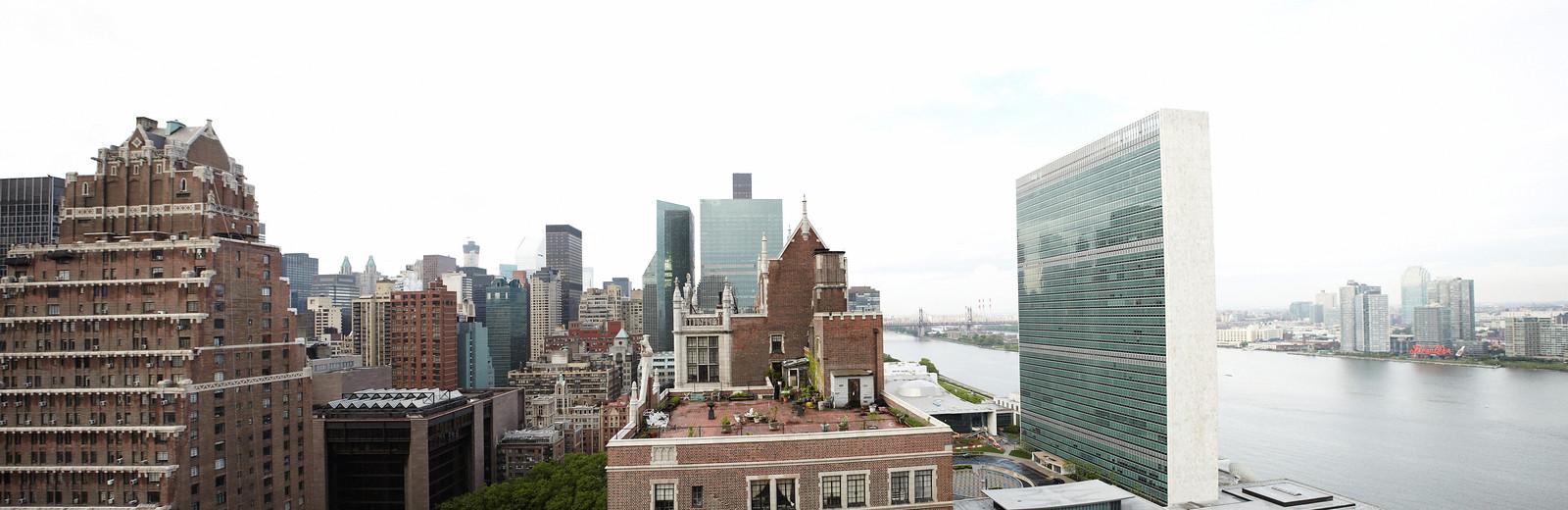NYC - U.N. View