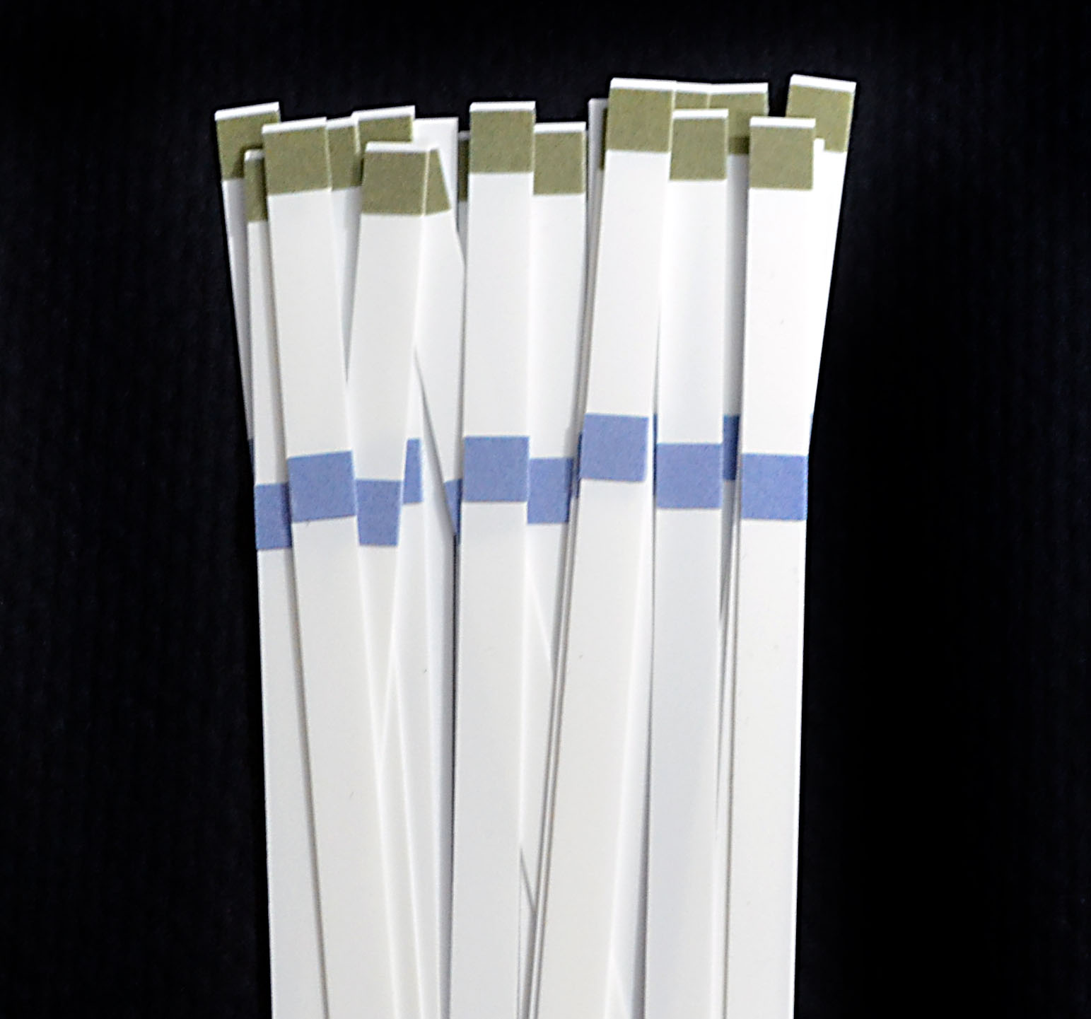 Hardness Test Strips