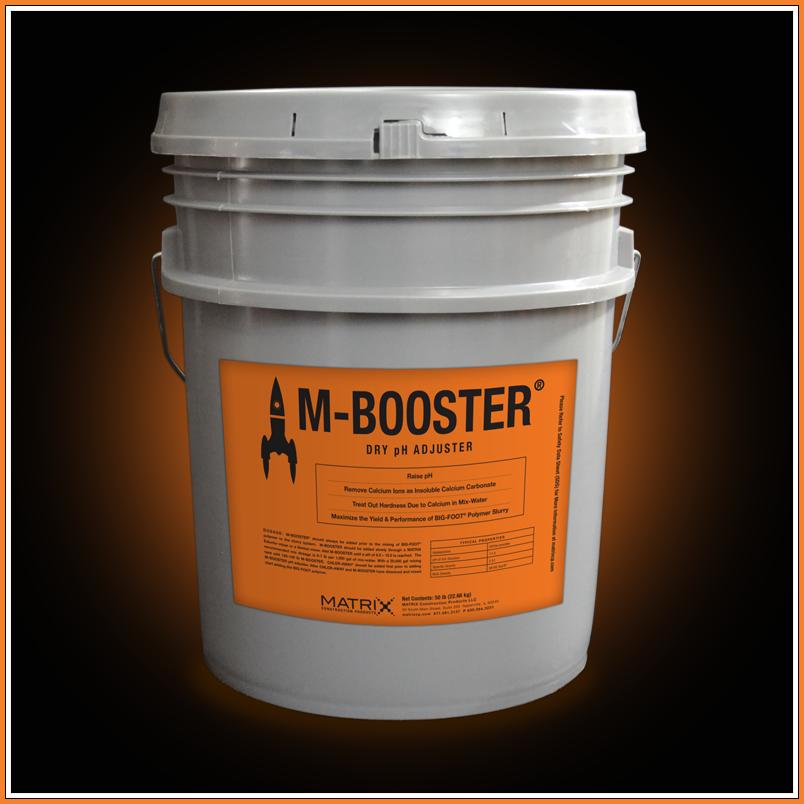M-BOOSTER® Dry pH Adjuster