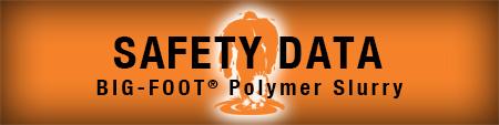 Polymer slurry for drilled shafts. Polymer slurry disposal. Drill shaft installation. Polymer slurry additives. Drill shaft foundation. Drill shaft construction. Drilling using polymer slurry. Polymer slurry in caissons. Polymer drilling Slurry. BIG-FOOT polymer slurry. Best polymer drilling fluid. Foundation construction drilling fluid.