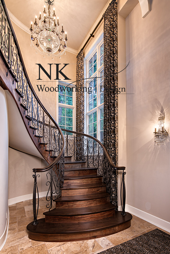 NK Woodworking Classical Stair 1.jpeg