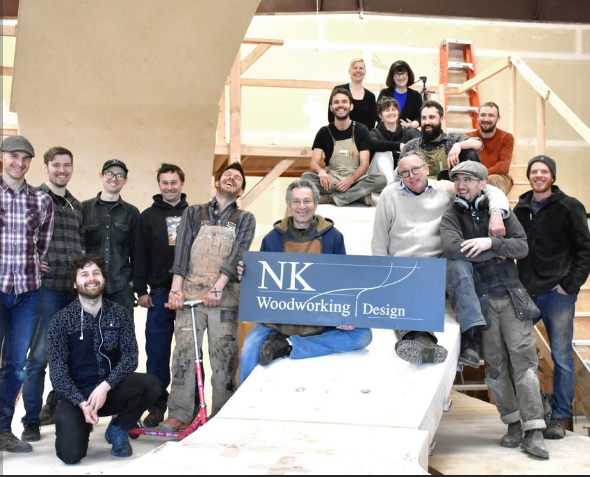 NK Woodworking & Design Team