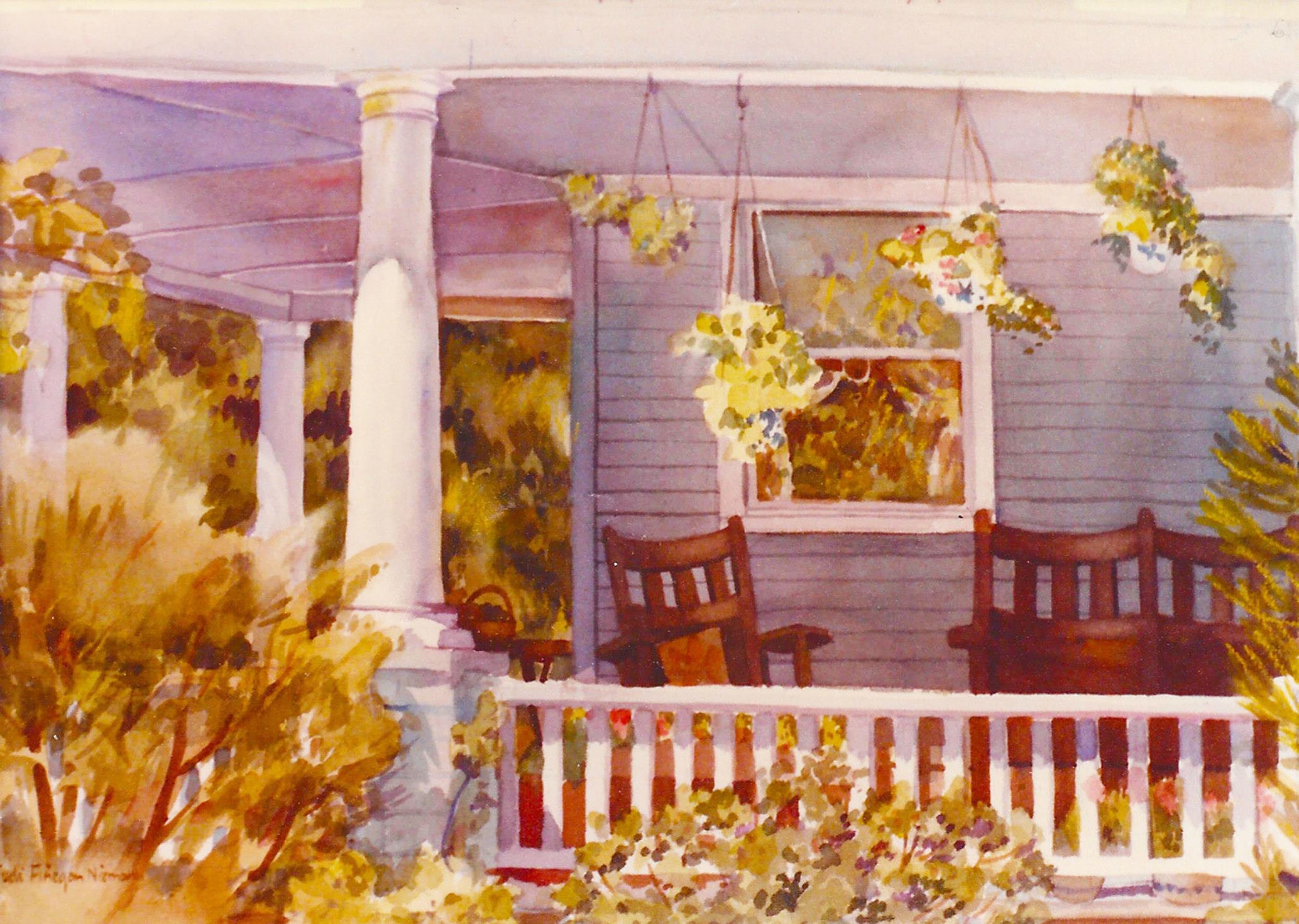 Front Porch, Pennington, NJ