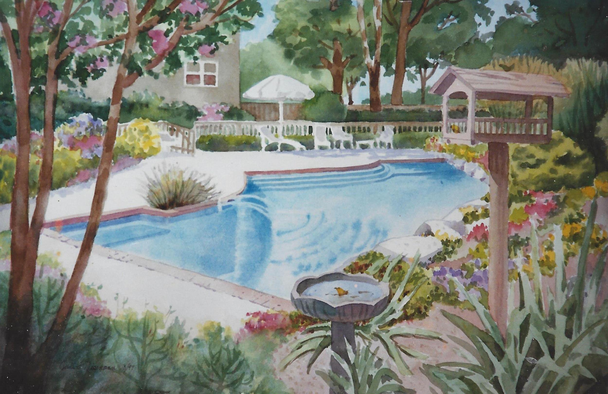 Elliotts' pool