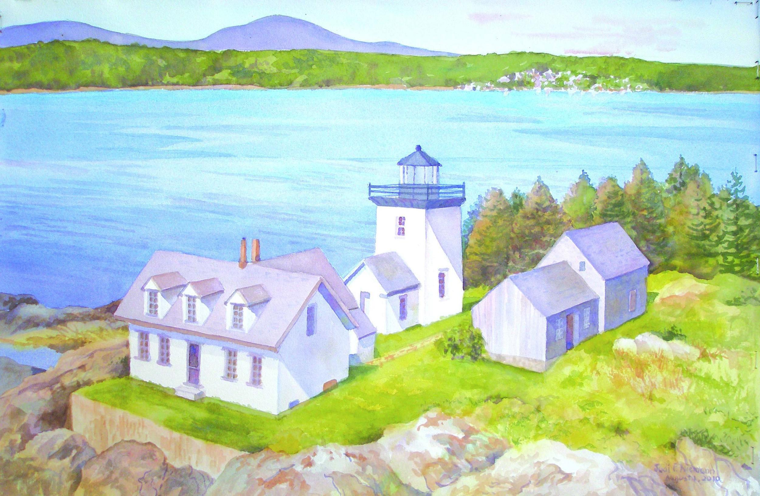 Maine Lighthouse