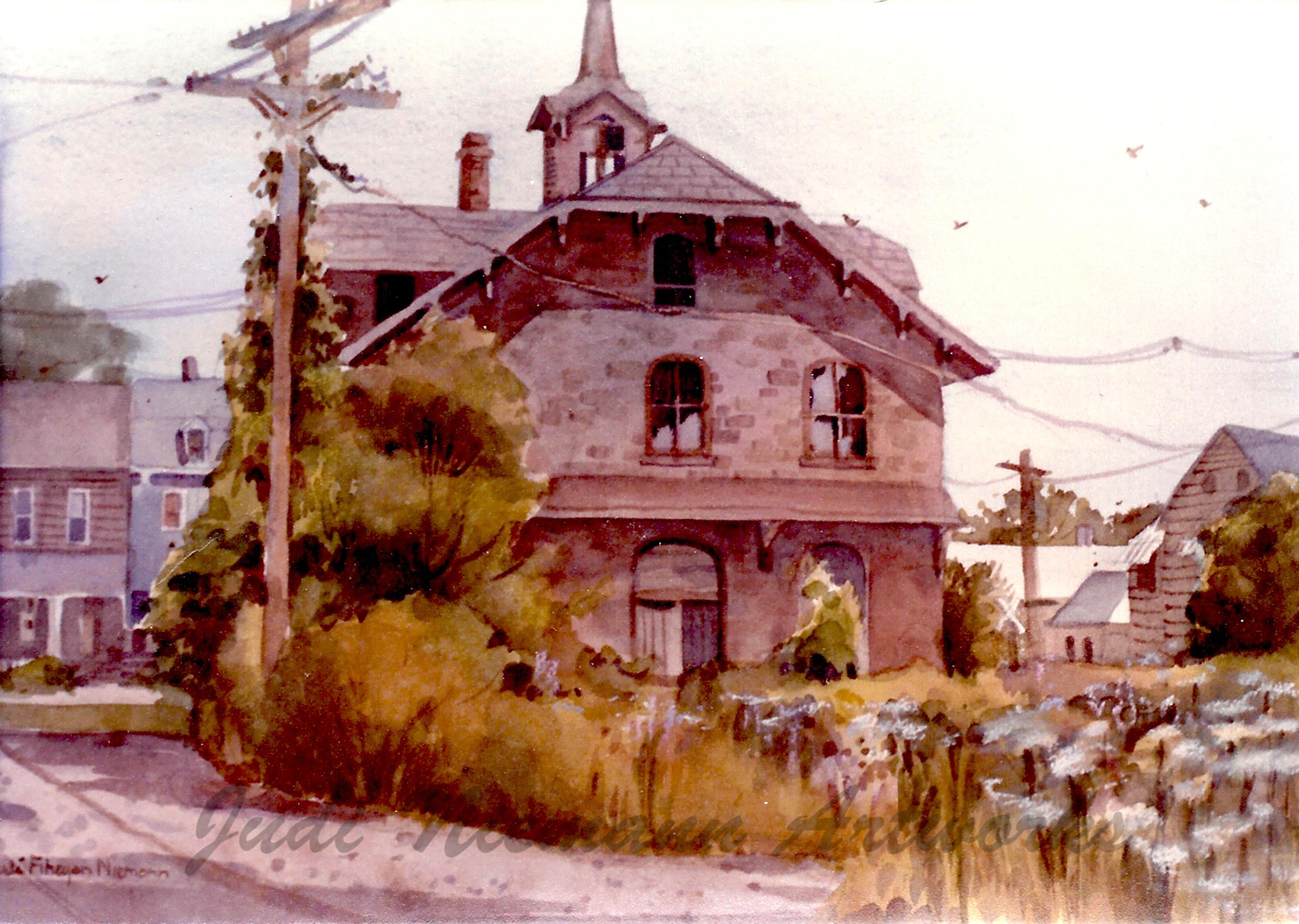Train Station, Lambertville, NJ